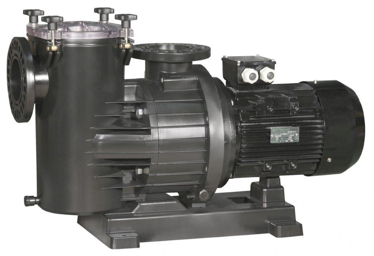 Magnus 550 - 400V, 90 m3/h, plastová turbína 4,00 kW