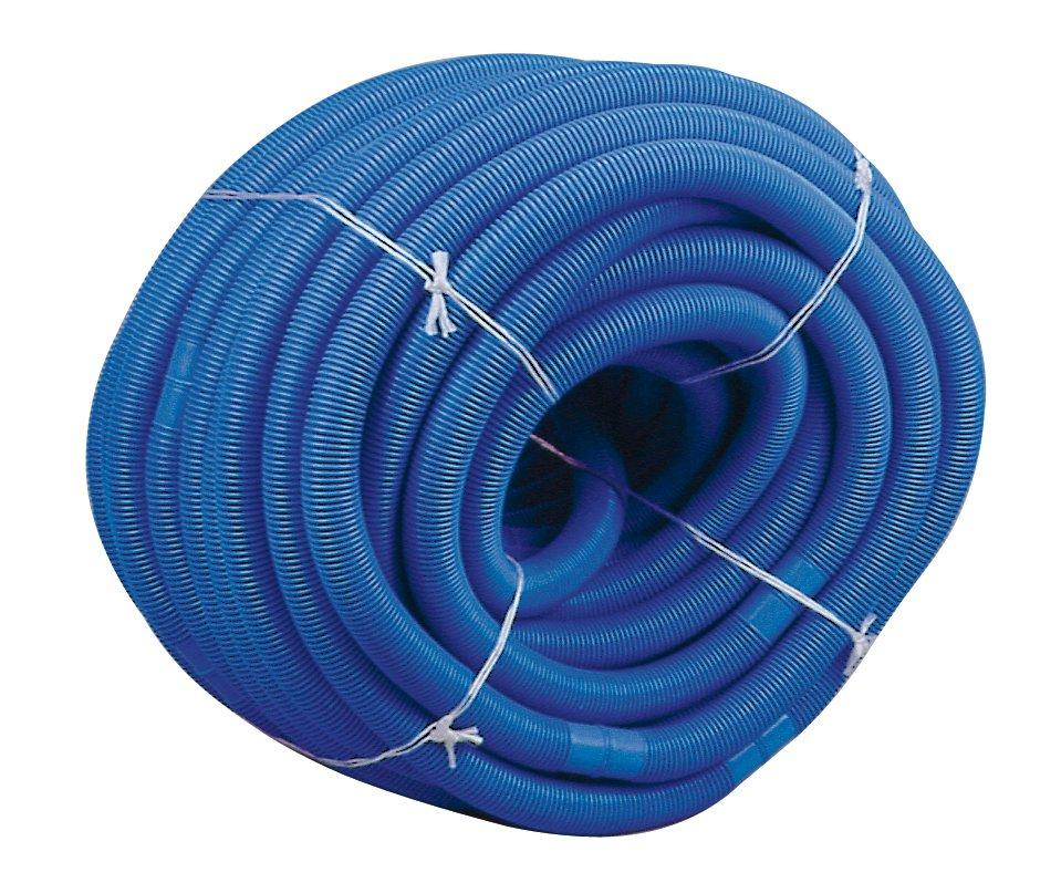 Plovoucí hadice s koncovkou - 50,6m / sada, prům. 32mm,modrá barva