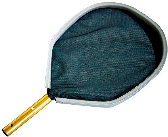 Síťka hladinová s ALU rámem – černá