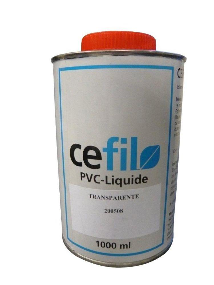 Cefil - tekutá fólie PVC transparentní, 1 kg