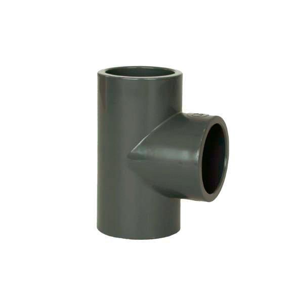 PVC tvarovka - T-kus 90° 250 mm