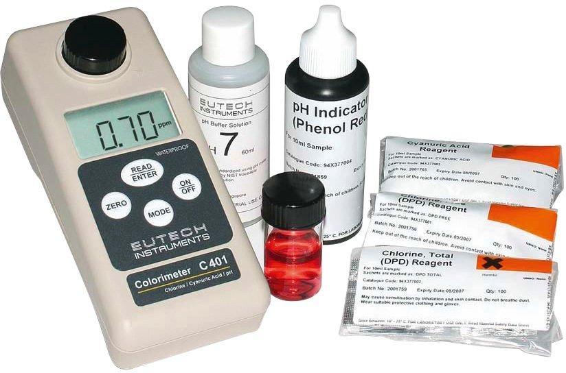 Tester fotometrický -- FCL/TCL/PH