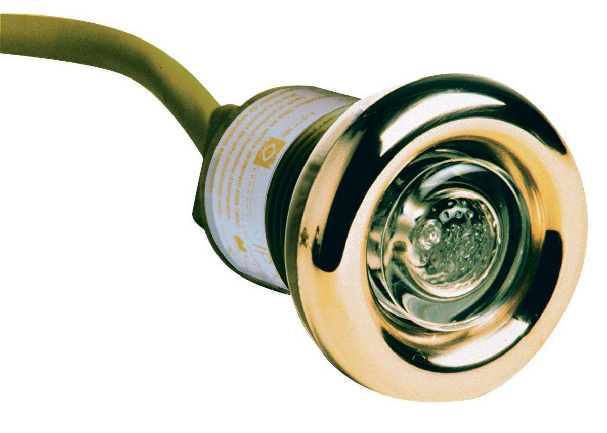 Světlo SPL M - 20W Nerez