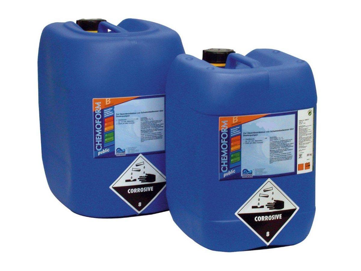 Aktivní kyslík tekutý - OXA - 22 l