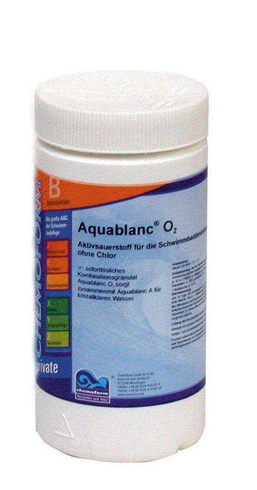 Kyslíkový granulát (Komponenta 1) - 1kg