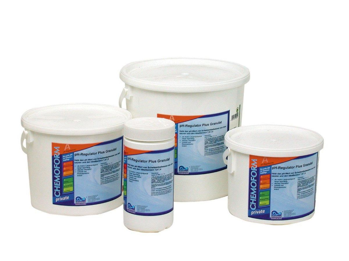 pH - plus granulát - 3 kg