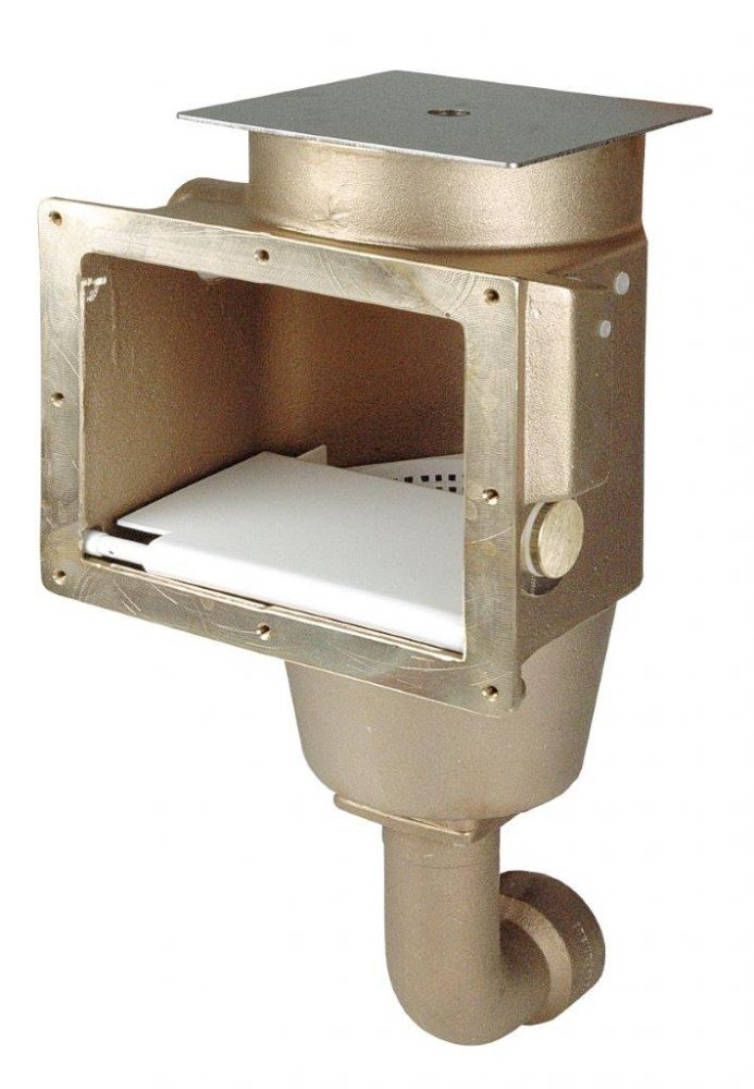 Skimmer Hugo Lahme 240 mm