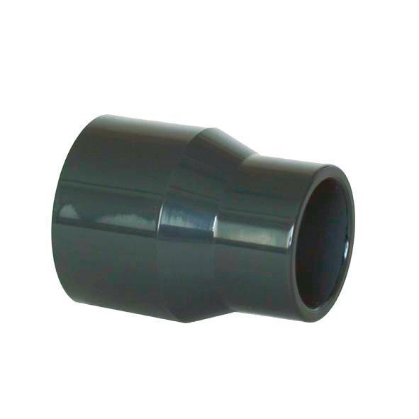 PVC tvarovka - Redukce dlouhá 50–40 x 40 mm