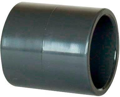 PVC tvarovka - mufna 75 mm