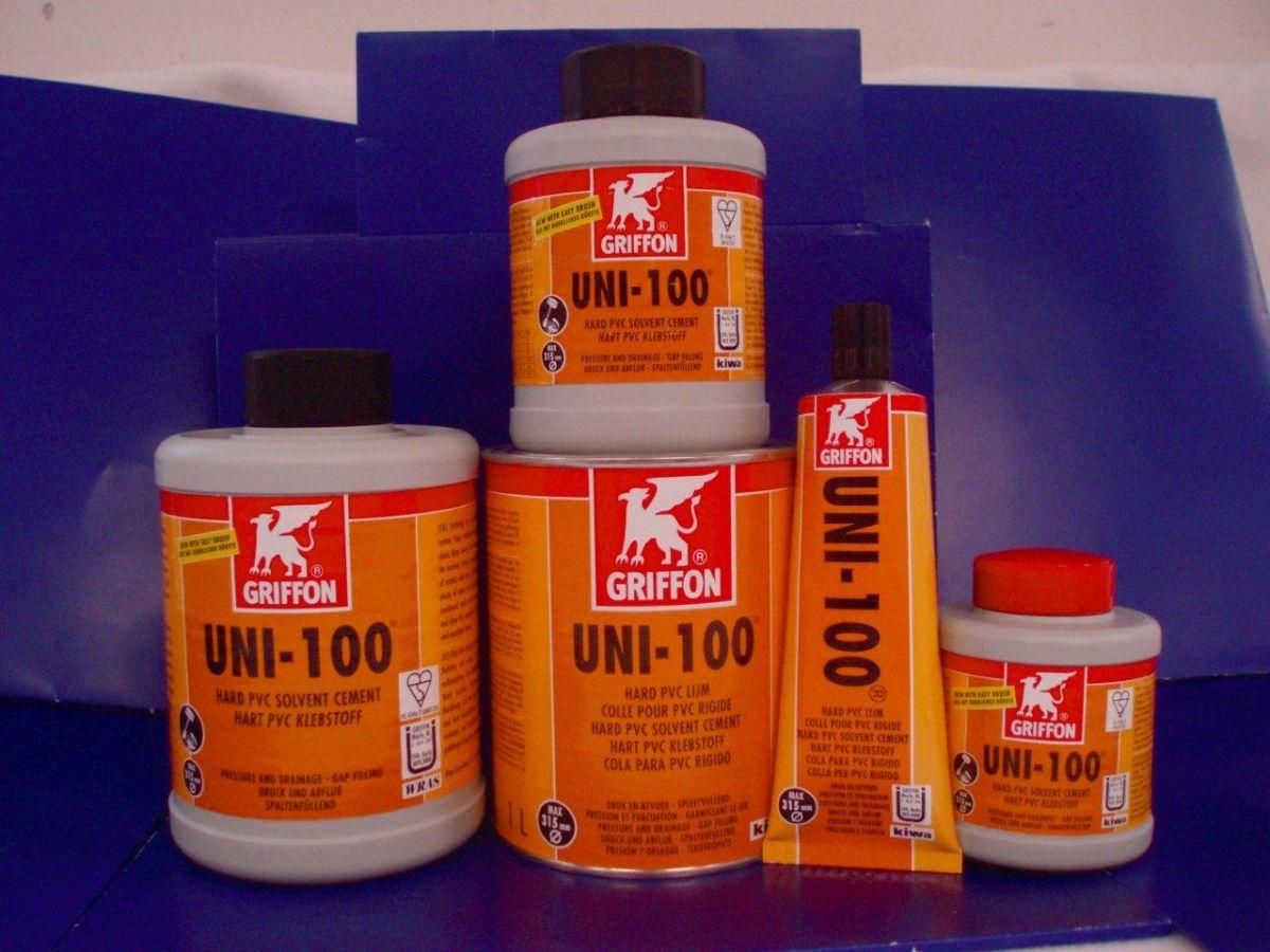 PVC lepidlo Griffon 125 ml tuba