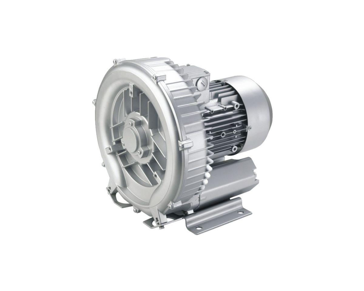 Vzduchovač HPE 210 pro trvalý chod, 1,6kW, 400V, 210m3/h