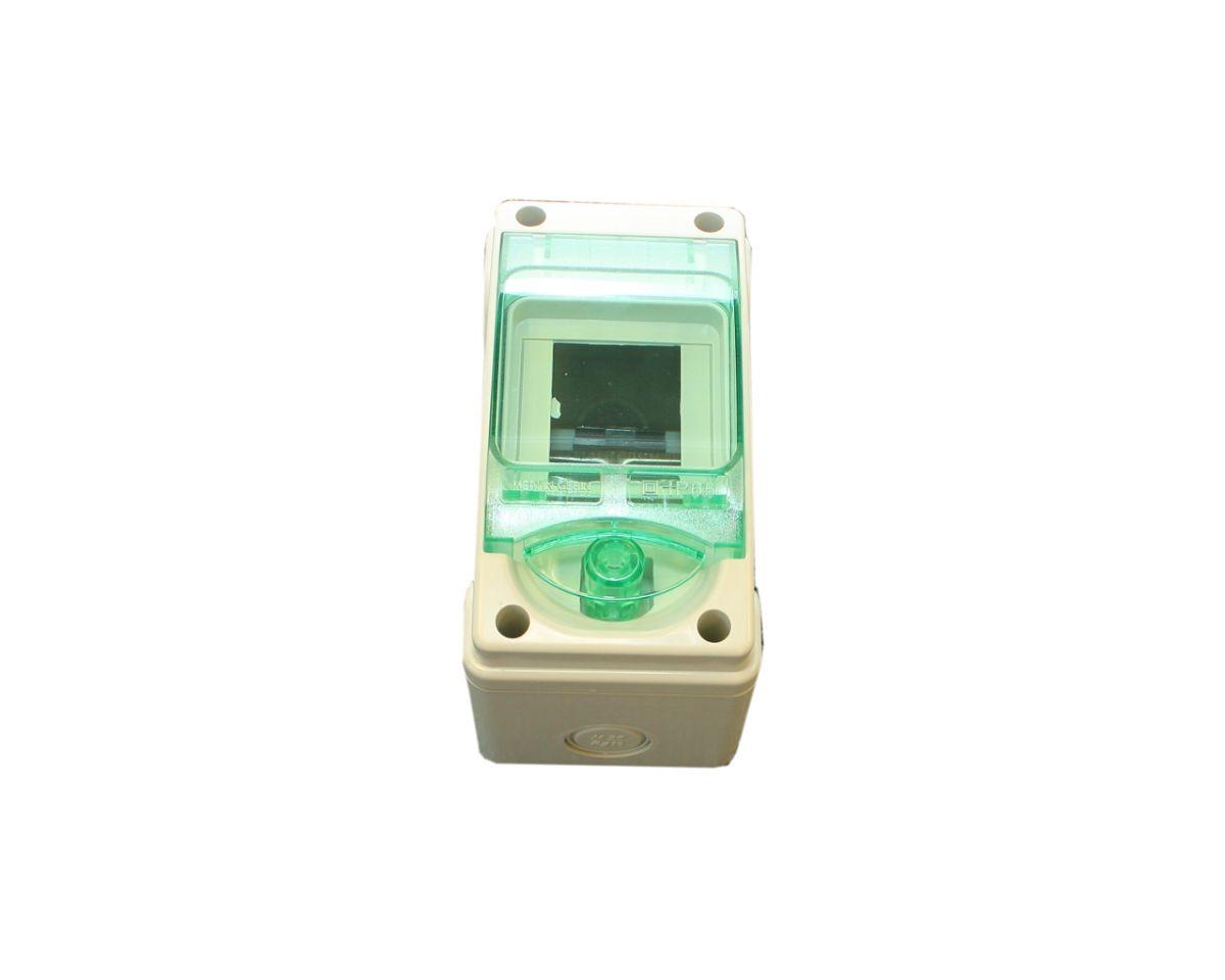 Rozvaděč 3-modulový (plastový)