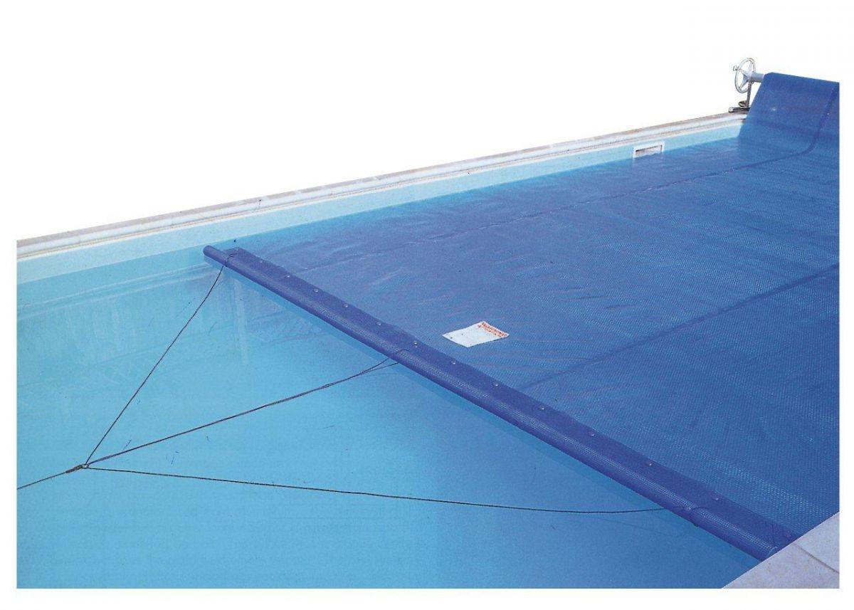 Plovoucí a vodící hrana krycích plachet délka 6,1 m