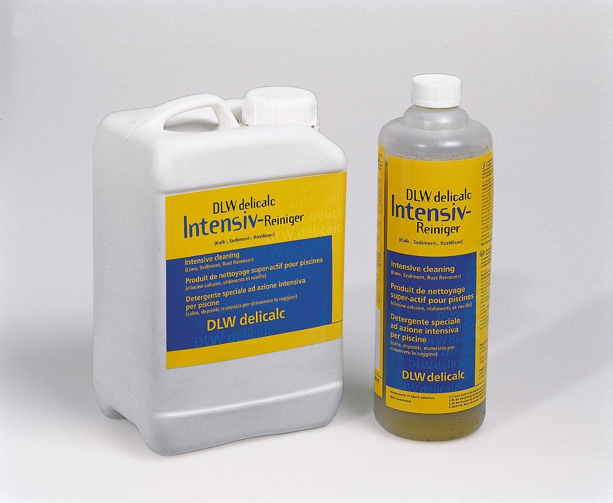DLW čistič vápenných usazenin fólie Delicalc - 1 l