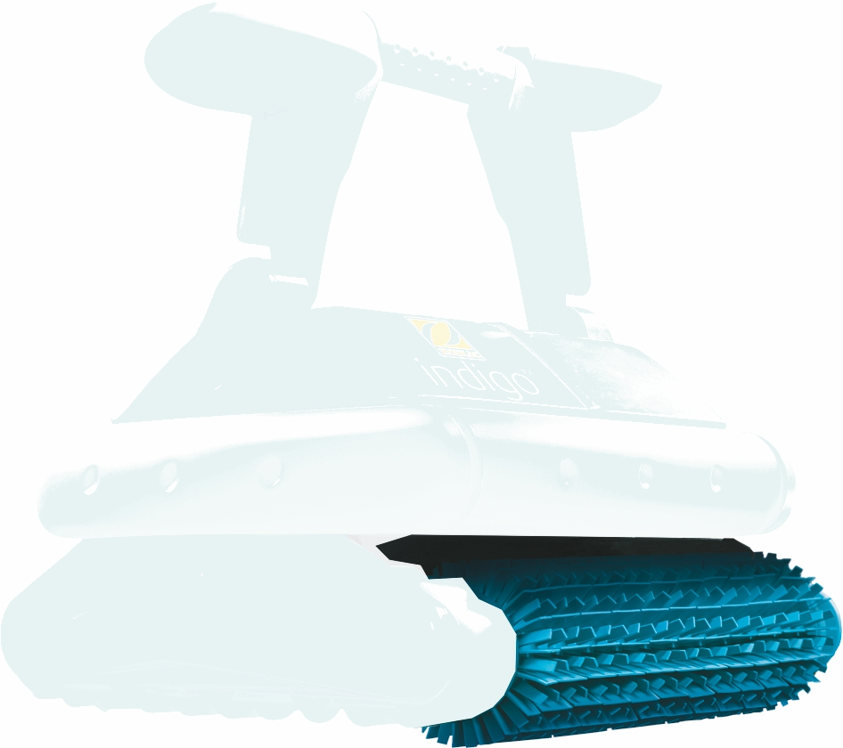 Super kartáč pro robot Indigo