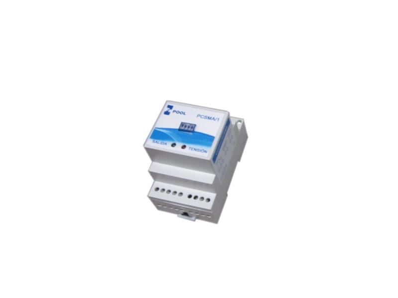 Elektronická spínací část pro piezoelektrické spínání