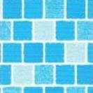 Fólie pro vyvařování bazénů - DLW NGD - mozaika, 1,65m šíře, 1,5mm, 25m role