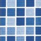 Fólie pro vyvařování bazénů - DLW NGD - mozaika aqua, 2m šíře, 1,5 mm, 25 m role