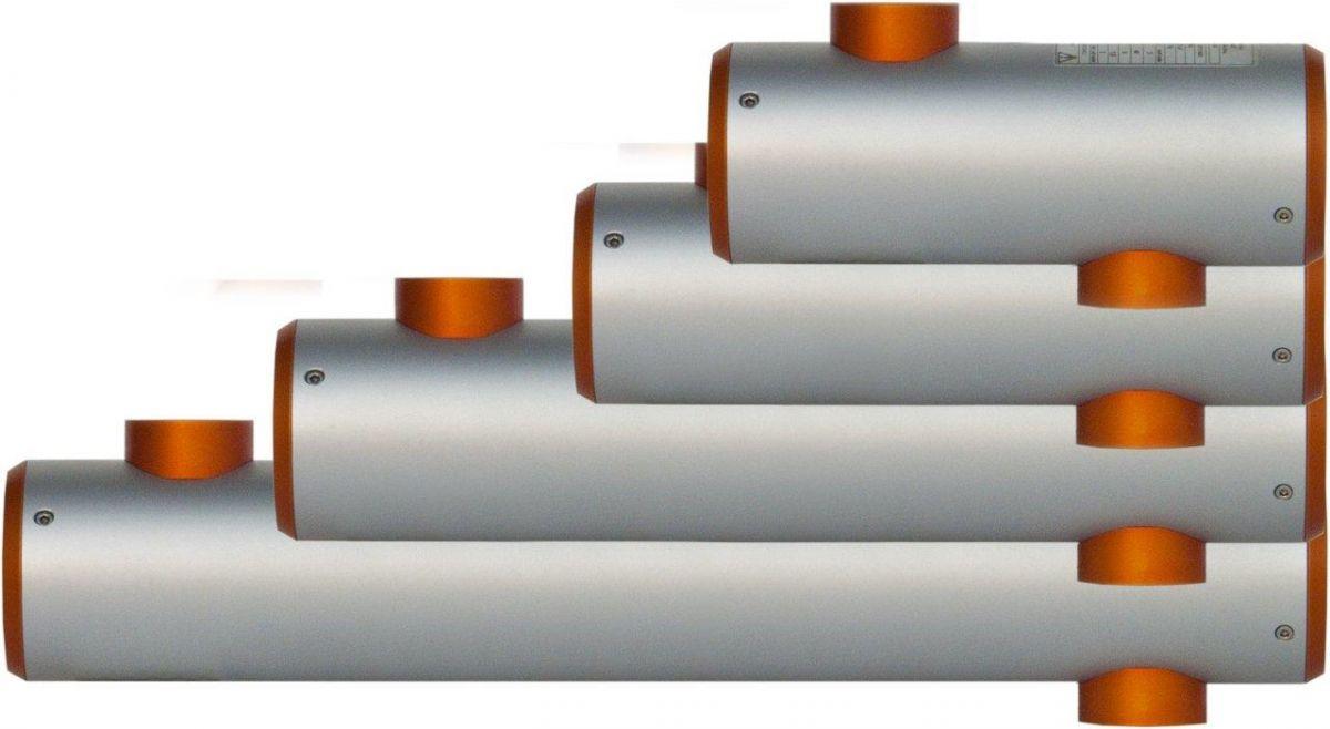 Tepelný keramický výměník OVBC 800 - 108 kW(80°C) / 68 kW(50°C)