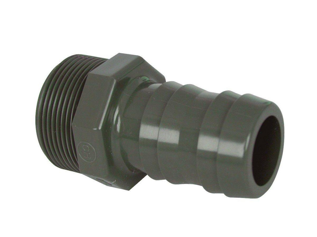 "PVC tvarovka - Trn hadicový úhel 90° 12 x 3/8"", polyamid"