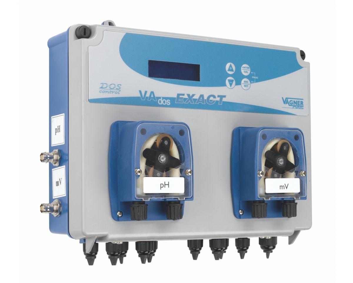 Dávkovací stanice VA DOS EXACT pH/ORP/FCL