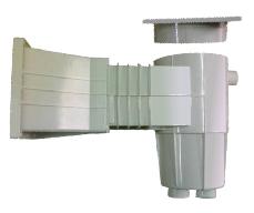 Skimmer 17,5 L s úkosem 6°, široké hrdlo