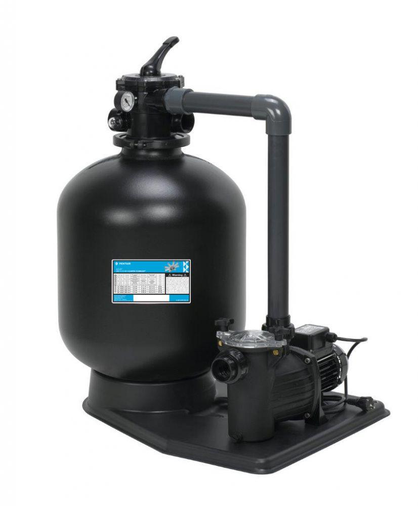 Filtrační zařízení - AZUR Clear Pro KIT 380 s čerpadlem Preva 25, 4 m3/h, 230 V