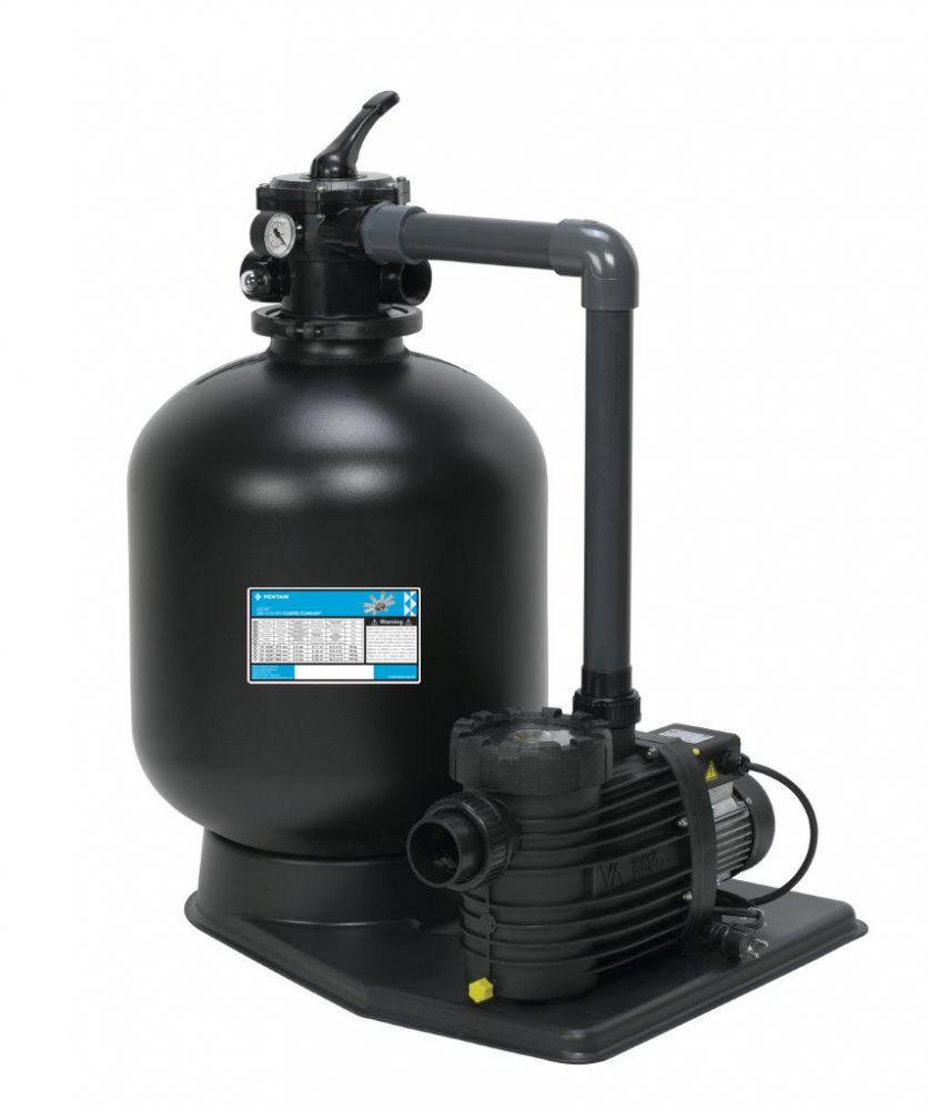 Filtrační zařízení - AZUR Clear Pro KIT 480 s čerpadlem Bettar TOP, 8 m3/h, 230 V