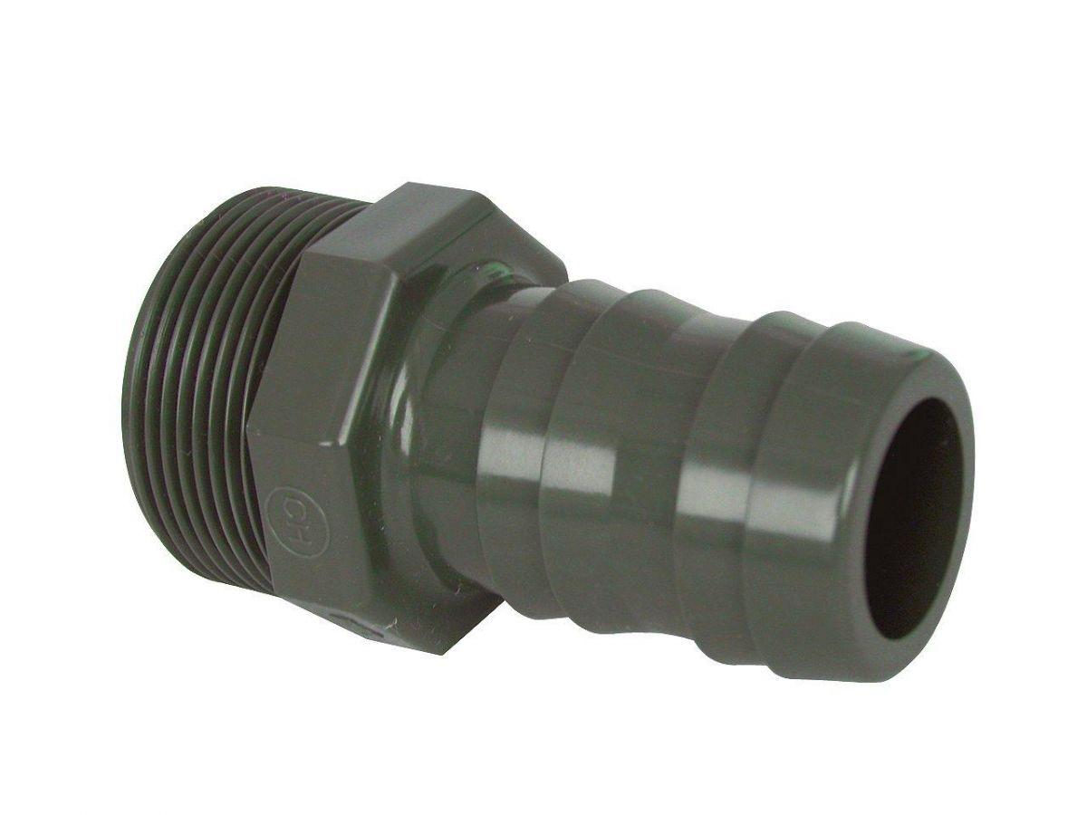 "PVC tvarovka - Trn hadicový 50 x 1 1/2"""