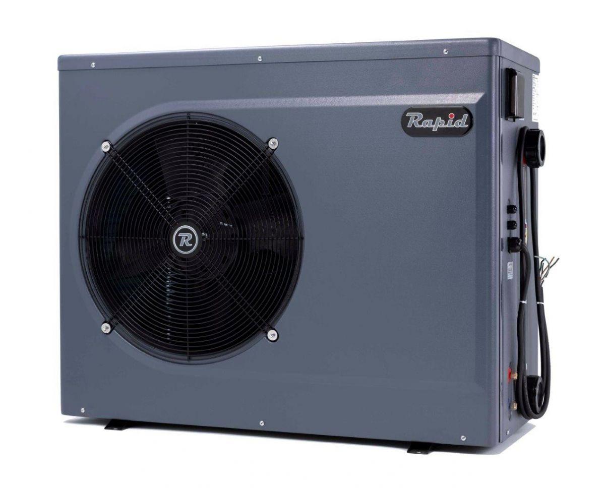 Tepelné čerpadlo RAPID Maxi RX80Ls 33,0kW, R410a, 400V
