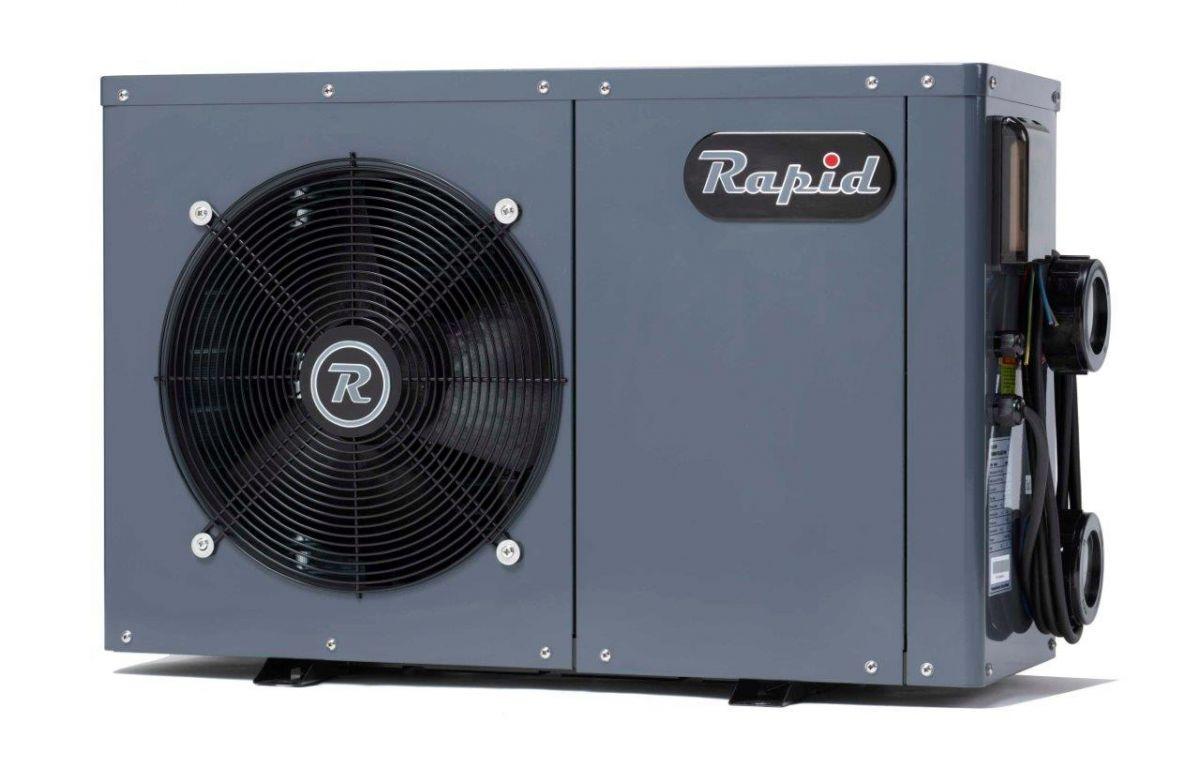 Tepelné čerpadlo RAPID MINI RM09 9kW, 230V, titan výměník, C.O.P. 5,2