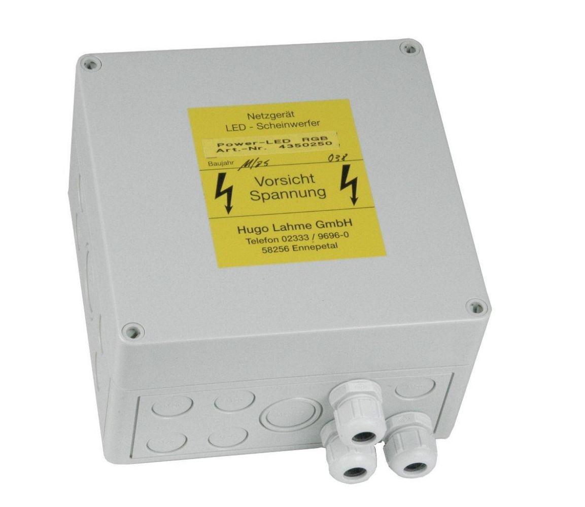 Hlavní zdroj pro 1 LED bílé světlo 24 x 3 W – řídící jednotka