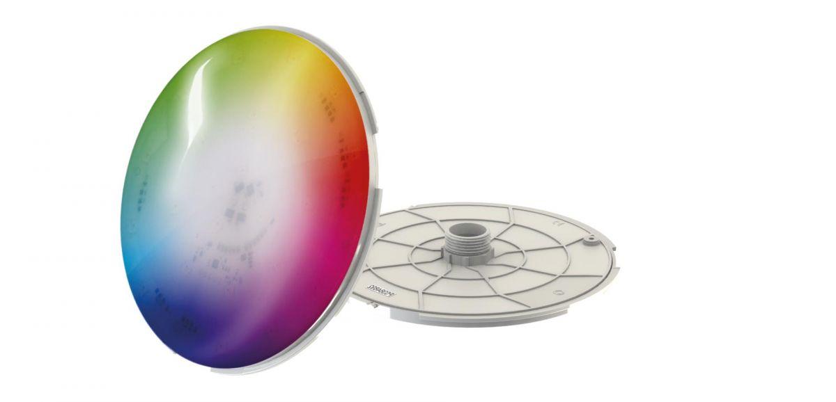 LED RGB světlo Adagio 75 W, 17 cm