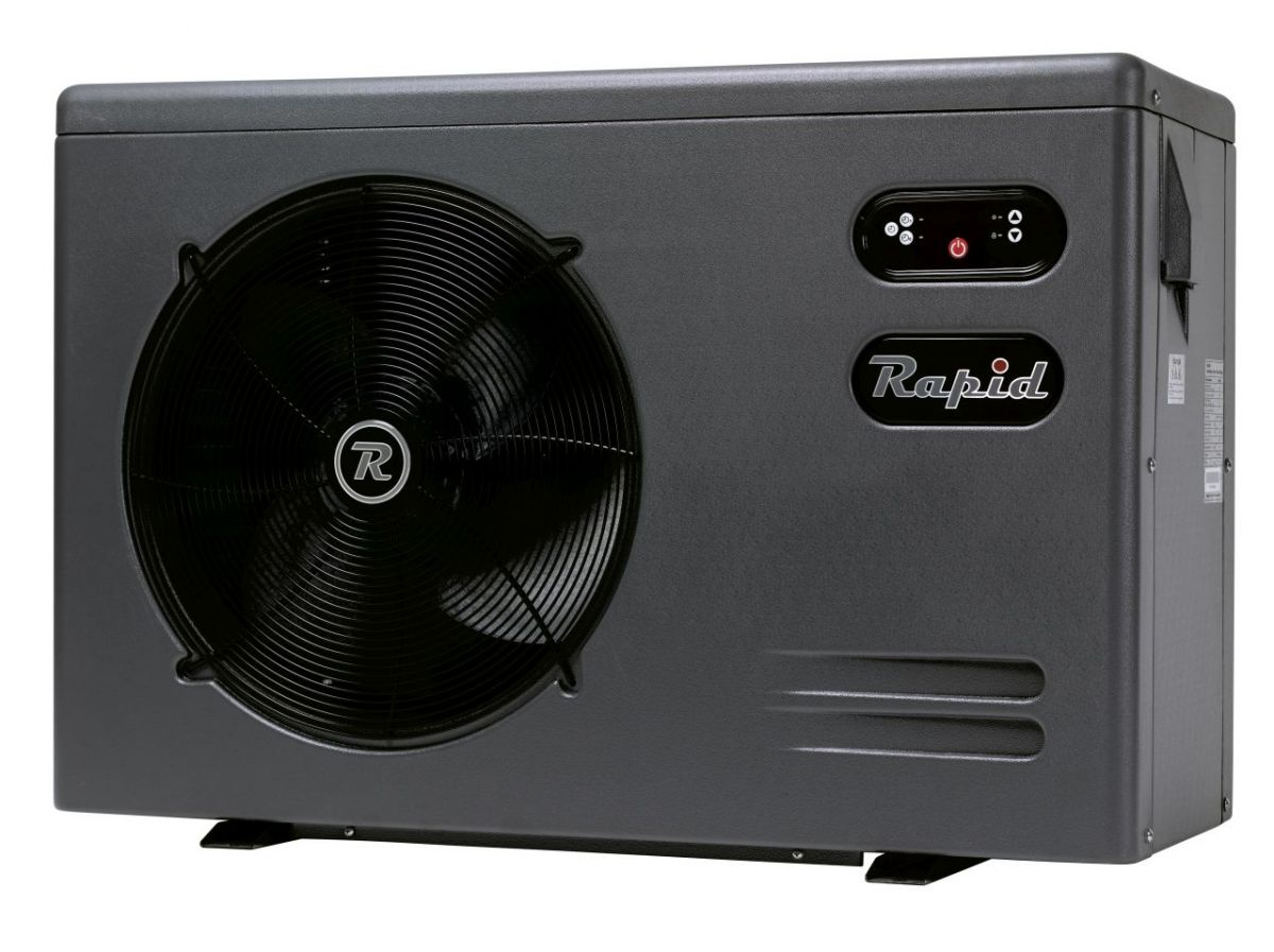 Tepelné čerpadlo RAPID RH30LC 12kW s chlazením