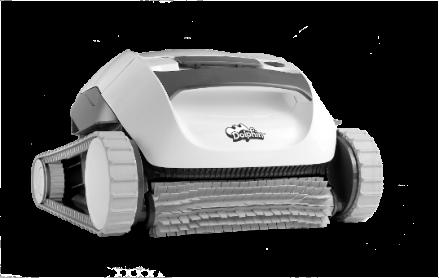 Automatický vysavač Dolphin S200