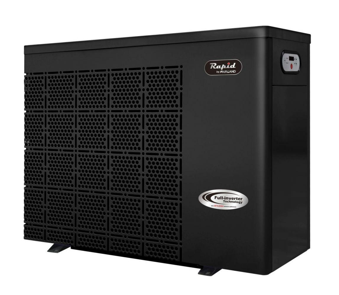 Tepelné čerpadlo RAPID INVERTER IPH55 21,5 kW