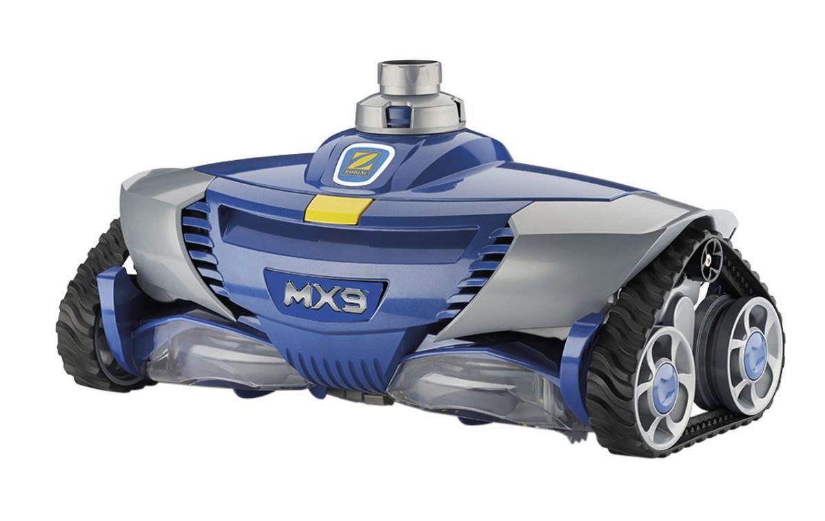 Poloautomatický vysavač - MX9
