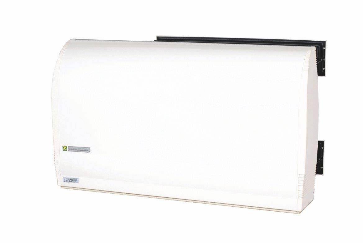 Odvlhčovač Sirocco Skrz Zeď 110, 12kW kotlový ohřev, 400V