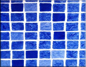 Fólie pro vyvařování bazénů - ALKORPLAN 3K - Persia Blue%pipe% 1,65m šíře, 1,5mm, metráž
