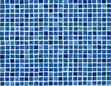 Fólie pro vyvařování bazénů - ALKORPLAN 3K - Blue Greek%pipe% 1,65m šíře, 1,5mm, 25m role