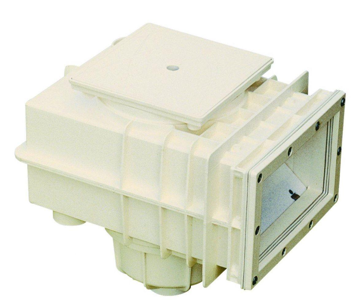 SKIMMER V20 ABS do fólie, 200 x 150 mm, s mosaznými zástřiky