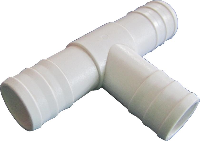 Příslušenství - T kus na hadici 20 mm, 90°