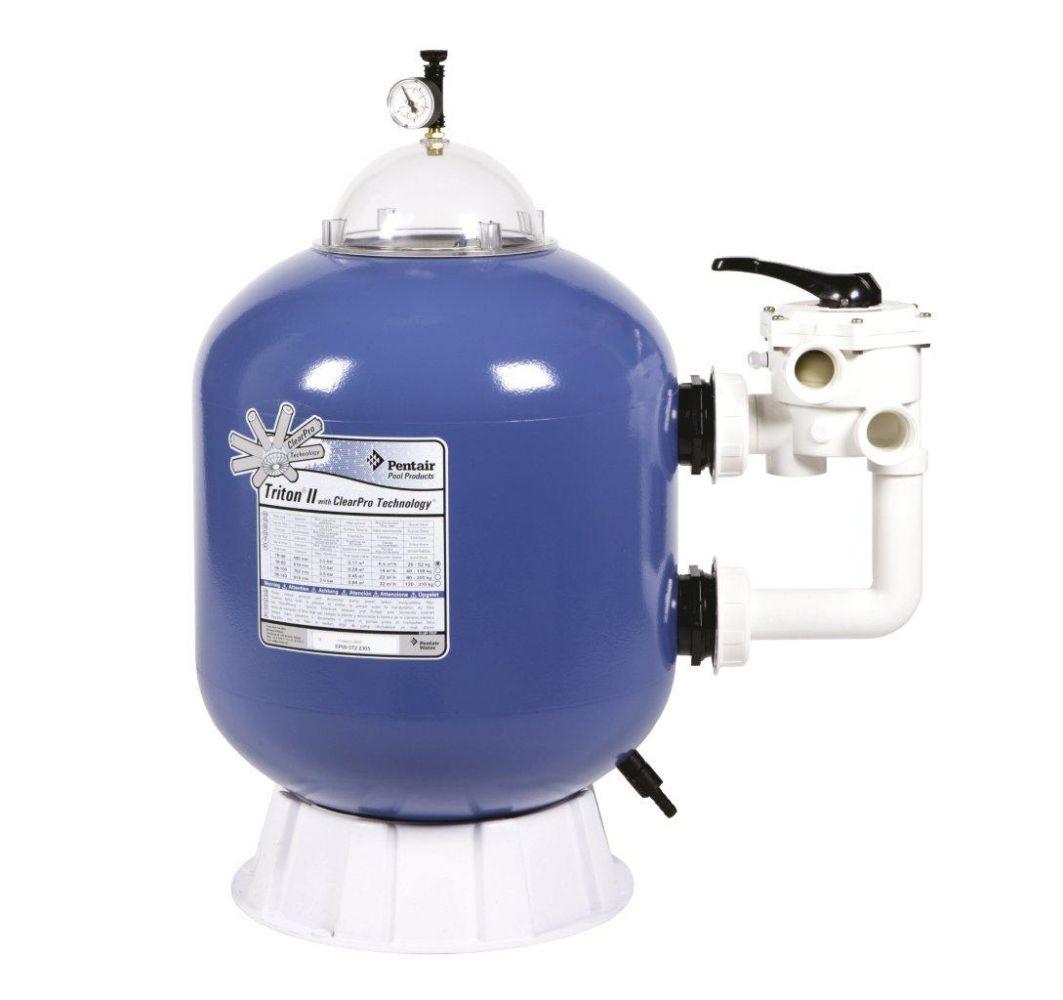 Filtrační nádoba TRITON TR40 CLEARPRO, d= 480 mm, 6-ti cest. boč. ventil