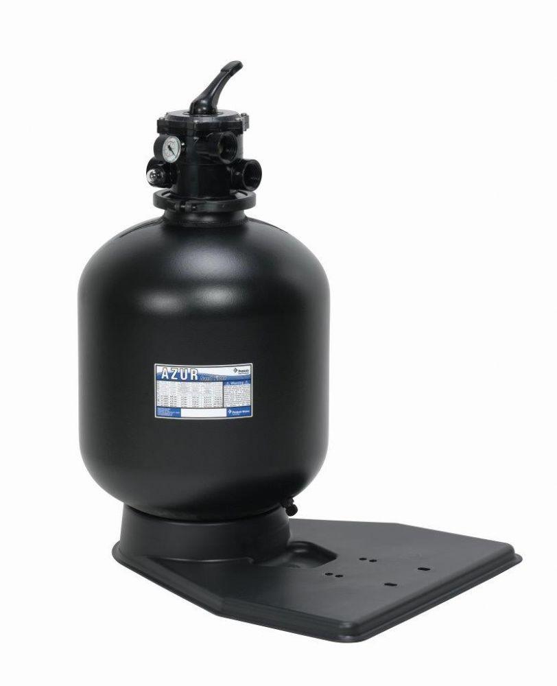 Filtrační nádoba AZUR 560 mm, 12 m3/h, 6-ti cestný top-ventil