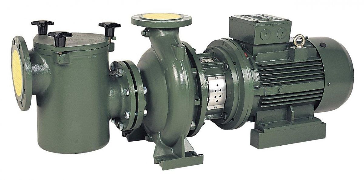 Čerpadlo CF-4 1500 - 400V, 215 m3/h, 11,00 kW
