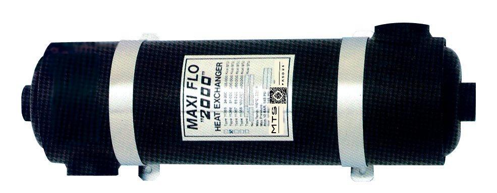 Tepelný výměník Maxi-Flo 120 kW
