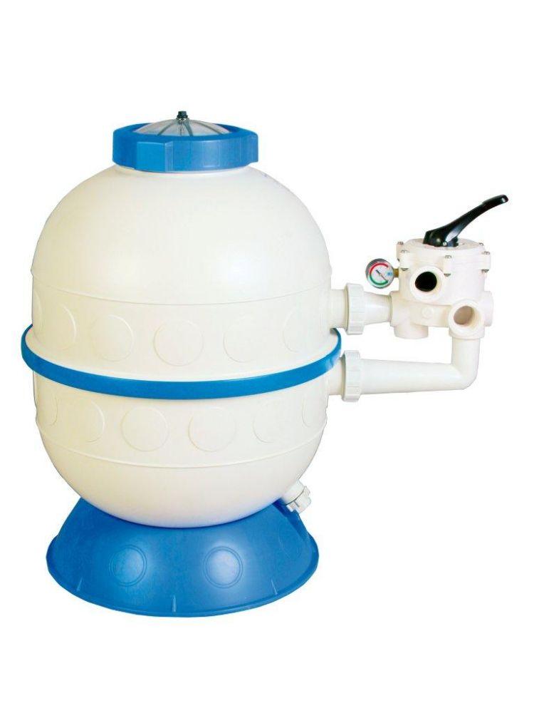 Filtrační nádoba GRANADA 500 mm, 9,5 m3/h, 6-ti cestný boční ventil