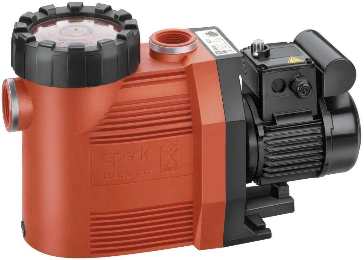 Čerpadlo Speck Badu 90/13 - 400V, 13 m3/h, 0,55 kW