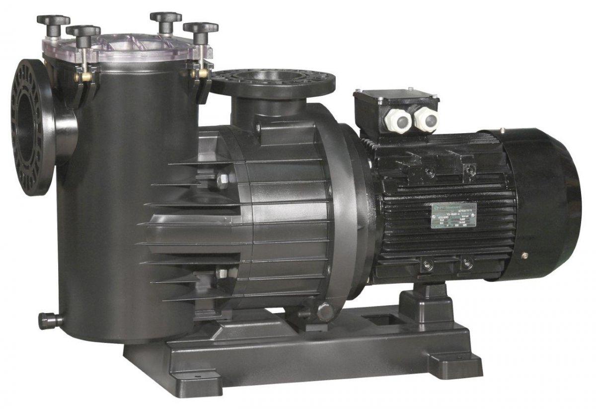 Magnus 1000 - 400V, 138 m3/h, bronzová turbína 7,50 kW